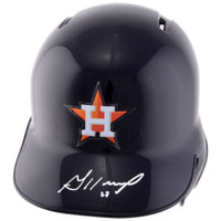 JOSE ALTUVE Houston Astros Autographed Batting Helmet FANATICS
