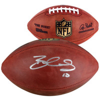 BRANDIN COOKS Los Angeles Rams Autographed Authentic NFL Football FANATICS