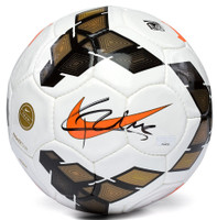 CHRISTIAN PULISIC Autographed Nike Premier Team Soccer Ball PANINI