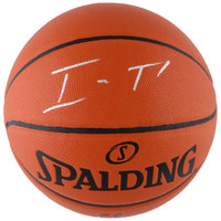 ISAIAH THOMAS Denver Nuggets Autographed Indoor/Outdoor Basketball FANATICS