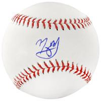 MANNY MACHADO San Diego Padres Autographed Baseball FANATICS