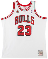 MICHAEL JORDAN Autographed 1998 NBA All Star Authentic Jersey UDA