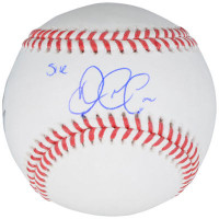 DIDI GREGORIUS Philadelphia Phillies Autographed Official MLB Baseball FANATICS
