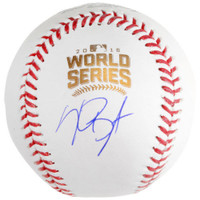 KRIS BRYANT Autographed Official 2016 World Series Baseball FANATICS