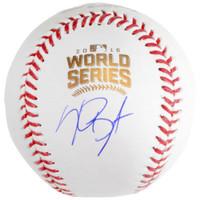 KRIS BRYANT Autographed Official 2016 World Series Baseball FANATICS