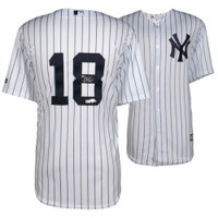 DIDI GREGORIUS Autographed New York Yankees Pinstripe Home Jersey FANATICS