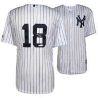 DIDI GREGORIUS Autographed New York Yankees Pinstripe Home Jersey FANATICS