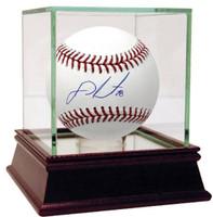 J.D. MARTINEZ Autographed Official MLB Baseball STEINER