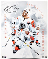 "CONNOR McDAVID Autographed ""All-Star Collage"" 16 x 20 Photograph UDA"