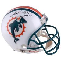 "DAN MARINO Autographed ""HOF '05"" Miami Dolphins Proline Helmet FANATICS"