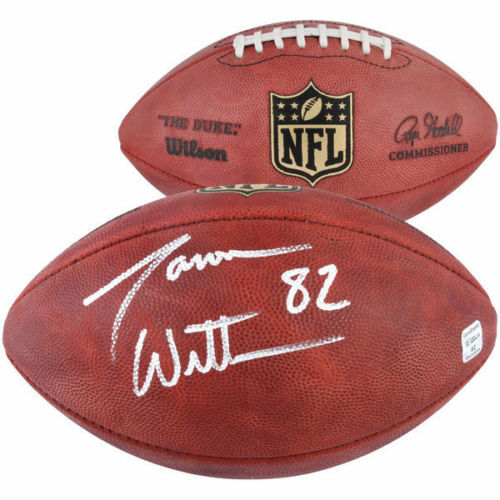 new arrival 2f2a2 a8cd1 JASON WITTEN Autographed Dallas Cowboys Authentic NFL Football FANATICS