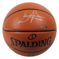 DEANDRE AYTON Autographed Phoenix Suns Spalding Game Ball Series Basketball - GAME DAY LEGENDS & STEINER