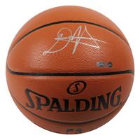 DEANDRE AYTON Autographed Phoenix Suns Spalding Game Ball Series Basketball - GAME DAY LEGENDS & STEINER