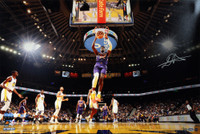 "DEANDRE AYTON Autographed Phoenix Suns ""Slam Dunk"" 16"" x 24"" Photograph - Limited Edition of 122 - Game Day Legends & Steiner"