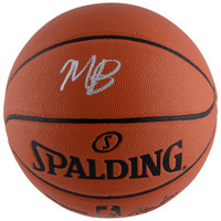MARVIN BAGLEY III Sacramento Kings Autographed NBA Spalding Game Ball Series Basketball FANATICS
