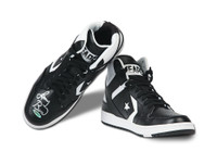 LARRY BIRD Boston Celtics Autographed Converse Weapon 86 Shoe UDA