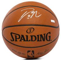 DAMIAN LILLARD Autographed Portland Trailblazers Spalding Authentic Basketball PANINI