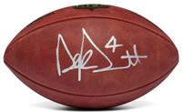 DAK PRESCOTT Dallas Cowboys Autographed Official NFL Football PANINI