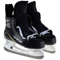 ALEX OVECHKIN Washington Capitals Autographed CCM Game Model Skates with Multiple Inscriptions FANATICS