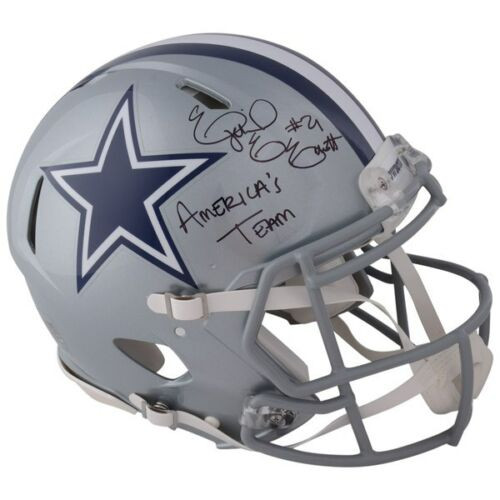 EZEKIEL ELLIOTT Autographed Dallas Cowboys