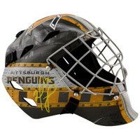 MATT MURRAY Autographed Pittsburgh Penguins Full Size Goalie Mask FANATICS