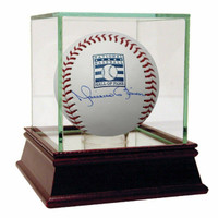 MARIANO RIVERA Autographed New York Yankees Hall of Fame Logo Official Baseball STEINER