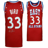 LARRY BIRD Boston Celtics 1983 Mitchell and Ness Authentic All Star Jersey FANATICS
