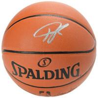 GIANNIS ANTETOKOUNMPO Autographed Milwaukee Bucks Spalding Basketball FANATICS