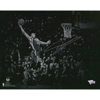 "GIANNIS ANTETOKOUNMPO Autographed Milwaukee Bucks 11"" x 14"" Spotlight Dunk Photograph FANATICS"