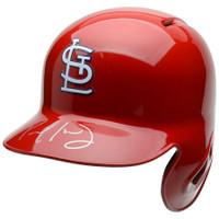 PAUL GOLDSCHMIDT Autographed St. Louis Cardinals Batting Helmet FANATICS