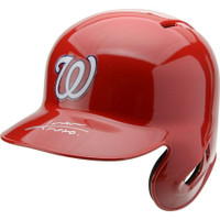 JUAN SOTO Autographed Washington Nationals Replica Batting Helmet FANATICS