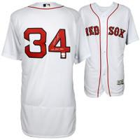 "DAVID ORTIZ Autographed Boston Red Sox ""2016 Final Season"" Authentic Jersey FANATICS"