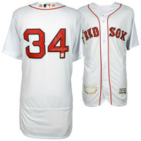 "DAVID ORTIZ Autographed Boston Red Sox ""Final All Star Game"" Authentic Jersey FANATICS"