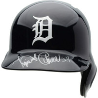 MIGUEL CABRERA Autographed Detroit Tigers Batting Helmet FANATICS
