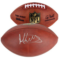 TODD GURLEY Autographed Los Angeles Rams Official NFL Duke Football FANATICS