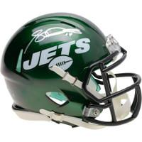 SAM DARNOLD Autographed New York Jets Authentic Speed Mini Helmet FANATICS