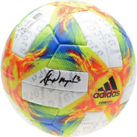 ALEX MORGAN Autographed 2019 FIFA World Cup Official Soccer Ball FANATICS
