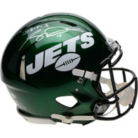 SAM DARNOLD Autographed New York J-E-T-S Speed Authentic Helmet FANATICS