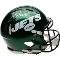 SAM DARNOLD Autographed New York J-E-T-S Speed Authentic Helmet FANATICS