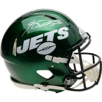 SAM DARNOLD Autographed New York Jets Authentic Speed Proline Helmet FANATICS