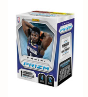 2019-20 Panini Prizm Basketball Factory Sealed trading cards PANINI - (5 boxes: 12 Packs per Box)