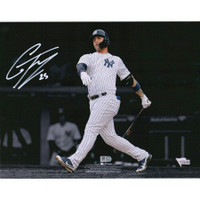 GLEYBER TORRES Autographed New York Yankees Spotlight 11x14 Photograph FANATICS