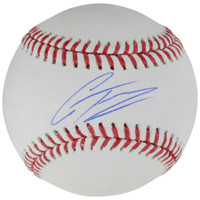 GLEYBER TORRES Autographed New York Yankees Official Baseball FANATICS