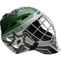 BEN BISHOP Autographed Dallas Stars Goalie Mask FANATICS