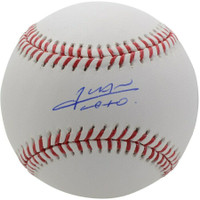 JUAN SOTO Washington Nationals Autographed Baseball FANATICS