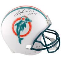 "DAN MARINO Autographed ""HOF '05"" Miami Dolphins Proline Authentic Helmet FANATICS"