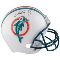 DAN MARINO Autographed Miami Dolphins Proline Authentic Helmet FANATICS