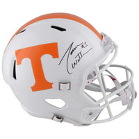 JASON WITTEN Autographed Tennessee Volunteers Full Size Speed Helmet FANATICS