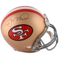 JOE MONTANA Autographed San Francisco 49ers Proline Helmet FANATICS