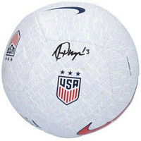 ALEX MORGAN Autographed USA National Team Nike Official Soccer Ball FANATICS